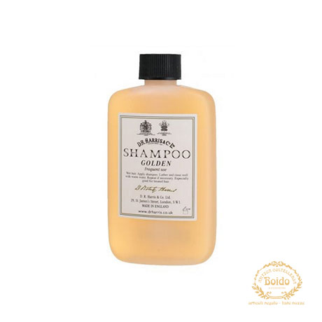 Shampoo Golden Dr Harris