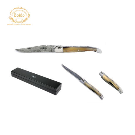 Coltello Laguiole 1212 Damasco Collection