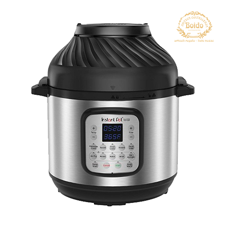Instant Pot Duo Crisp &  Air Fryer litri 8