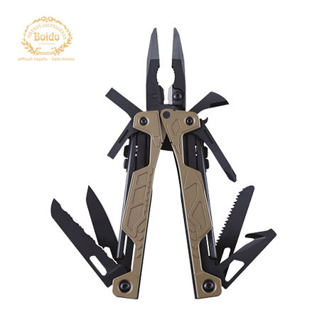 Mini Pinze Leatherman OHT Coyote