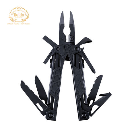 Mini Pinze Leatherman OHT Nero