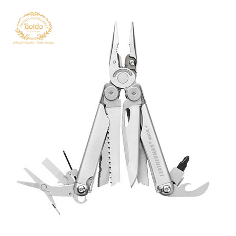 Mini Pinze Leatherman Wave +