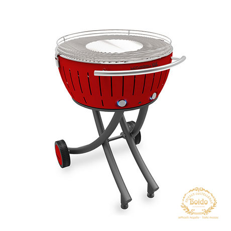 Lotusgrill XXL Rosso