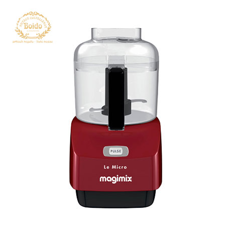 Cutter Le Micro rosso Magimix